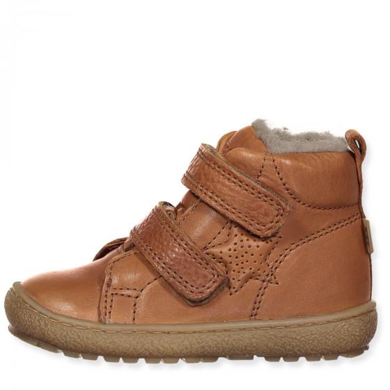 Preis klassische Schuhe schnell verkaufend Tex Winterstiefel in Cognac