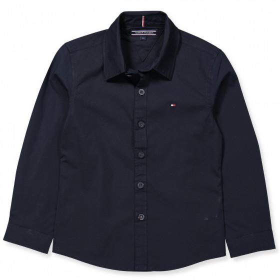 feinste Stoffe hohe Qualitätsgarantie Neueste Mode Hemd Poplin - Junge