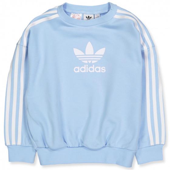 Adidas Pullover Hellblau M