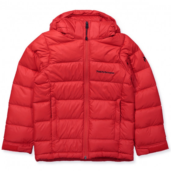 peak performance jacke rot