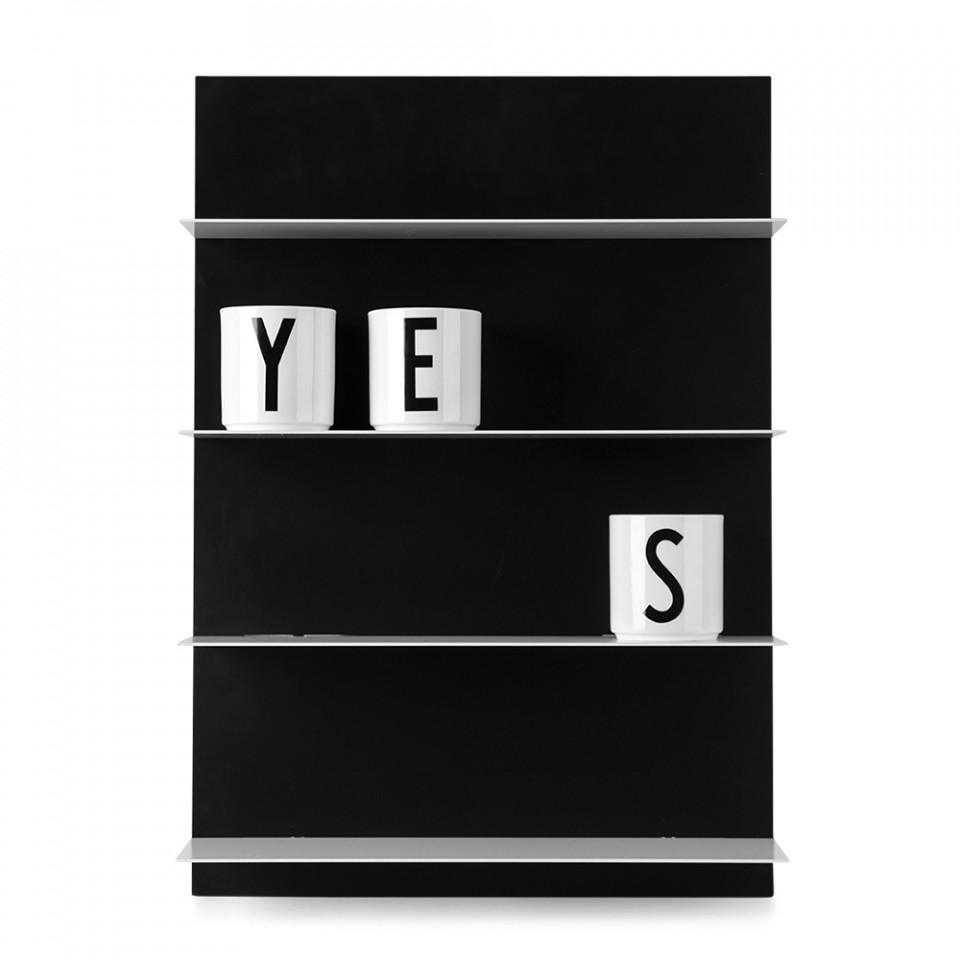 Black Paper A2 Shelf