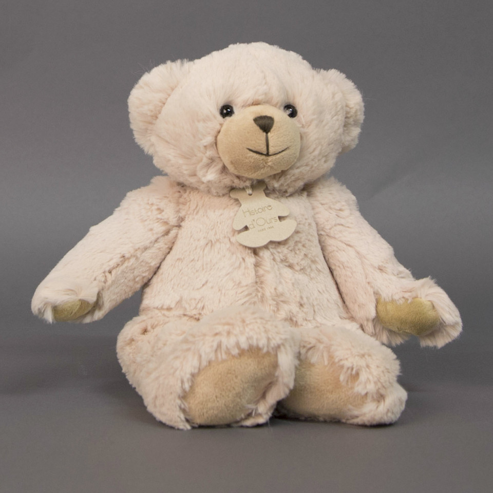 Teddybär in Beige - 35 cm