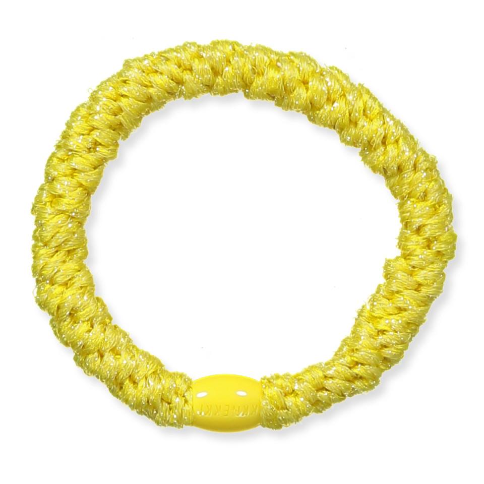 Haargummi Kknekki - Gelb