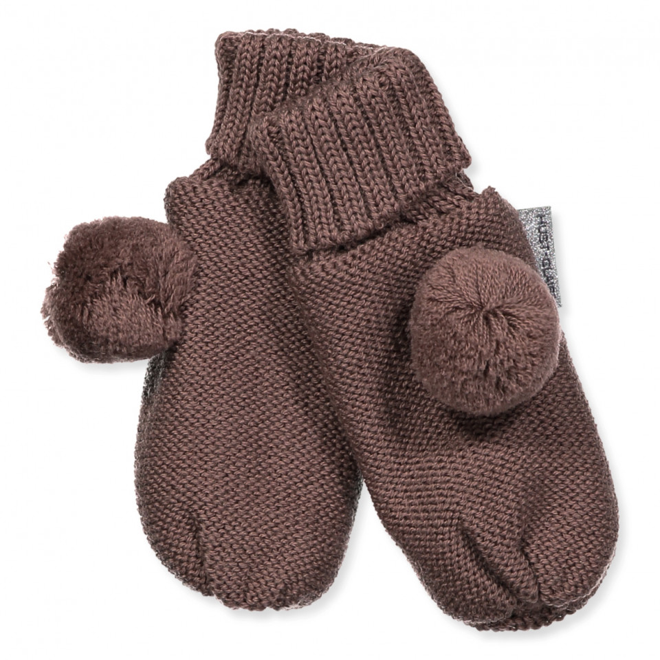 Handschuhe Flori aus Wolle