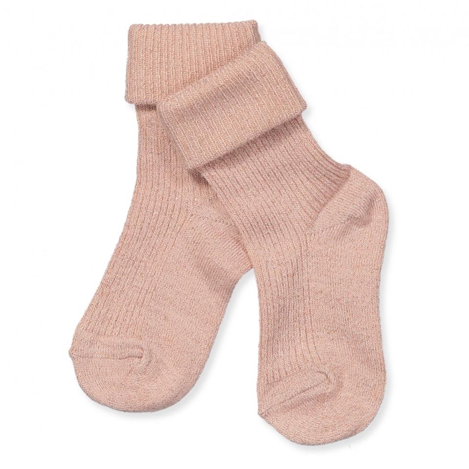 Mp Denmark - Nude Socken - Rosa - House of Kids