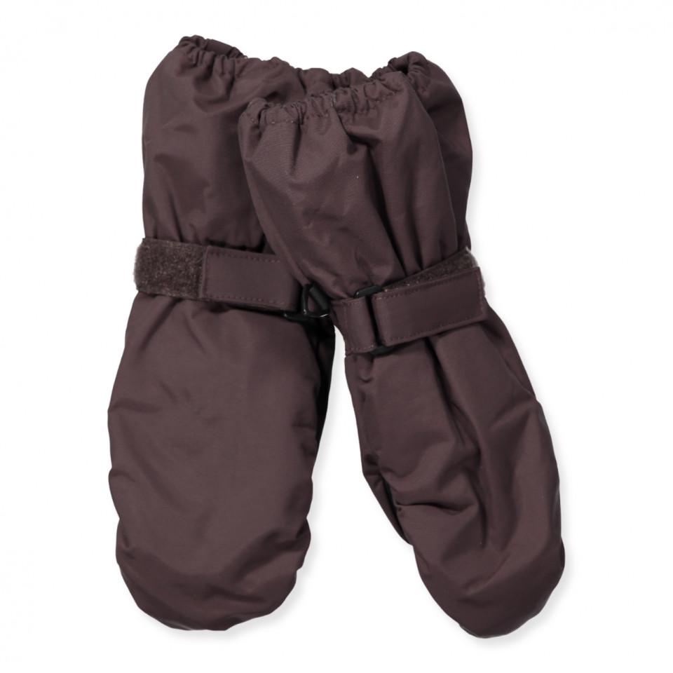 Handschuhe in Pflaume