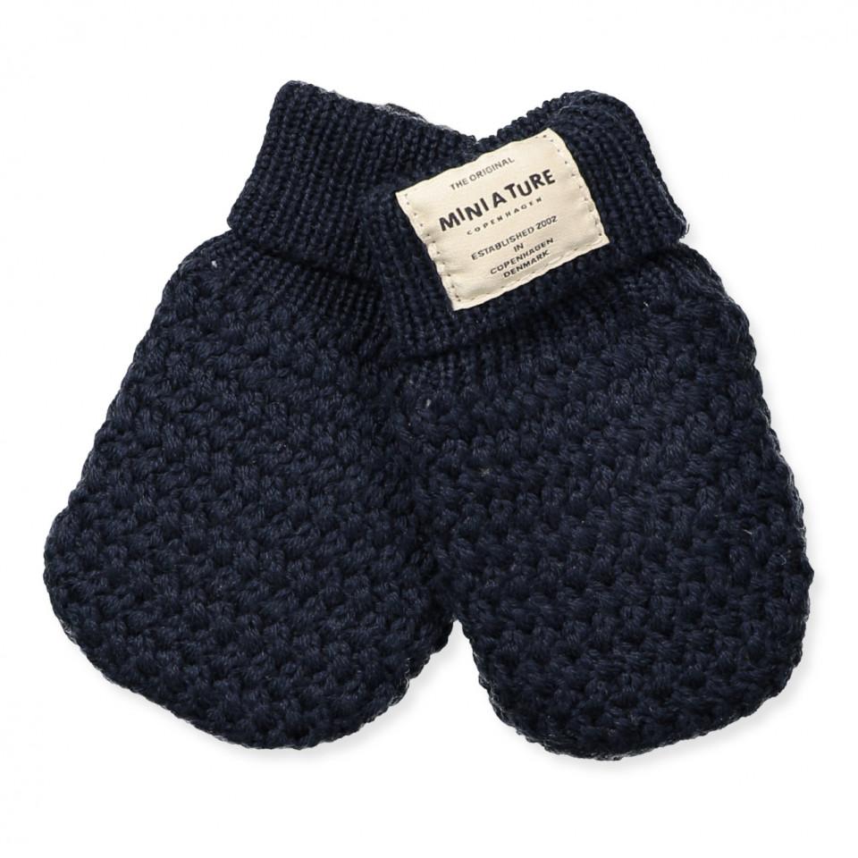 Handschuhe Celie aus Merinowolle