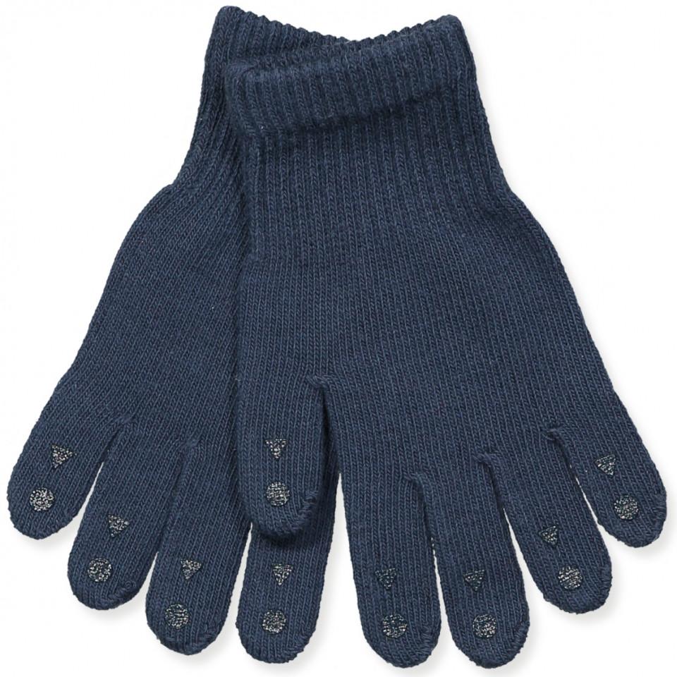 Handschuhe Grib in Navy