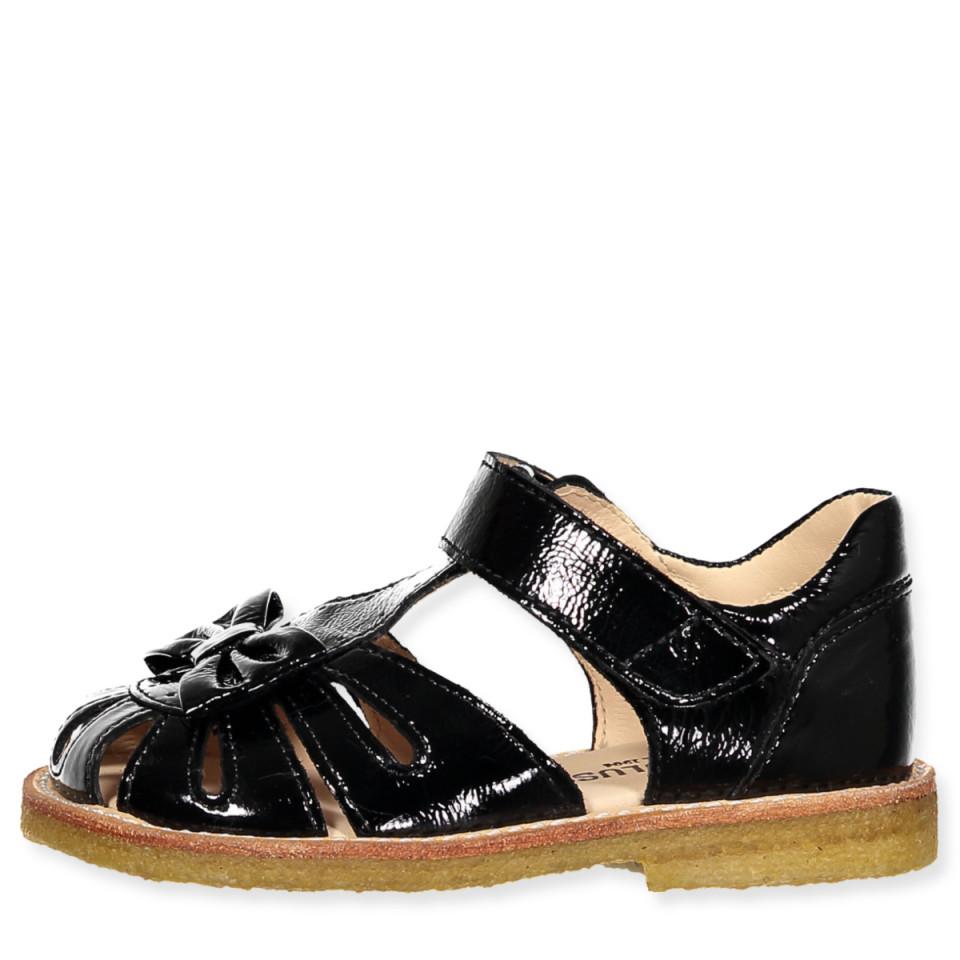 Sandalen in Schwarz