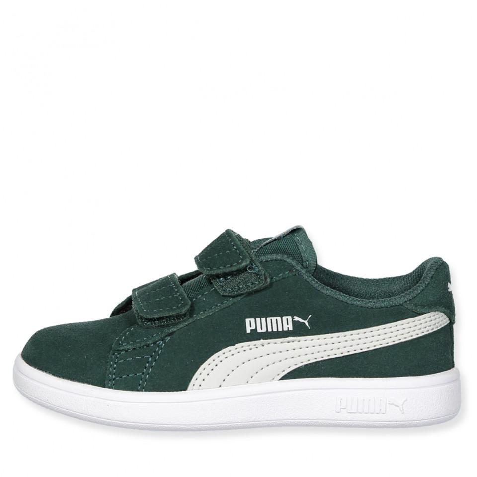 409fb4ea848d7 Puma - Smash V2 Sd V Ps - Green - Grün - House of Kids