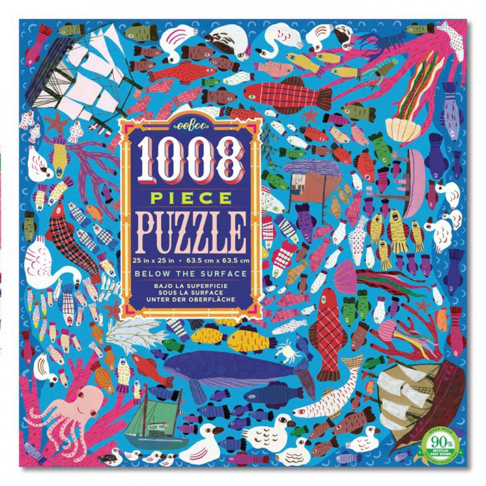 Puzzle 1000 Teile - Unter der Oberfläche