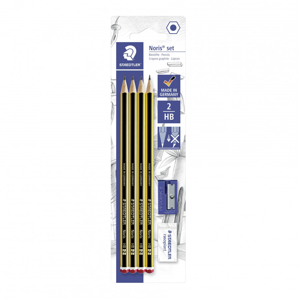 Bleistift Noris HB Set