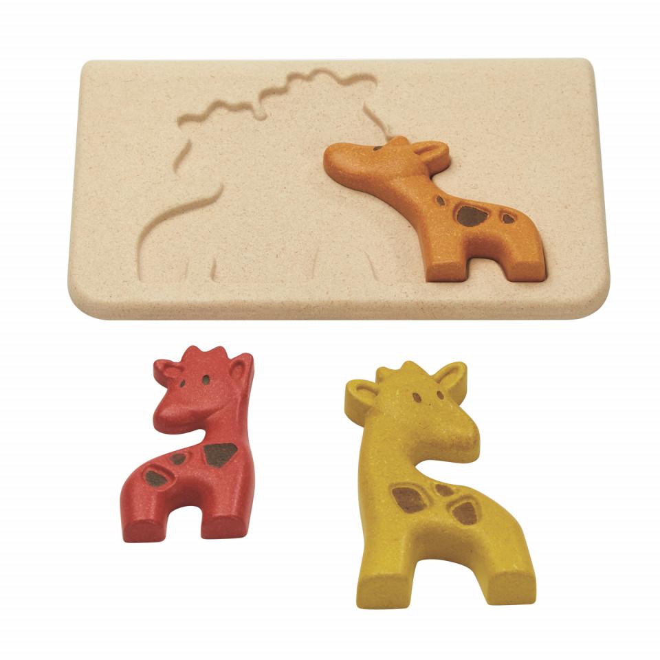Puzzle Giraffen