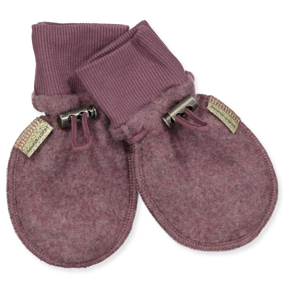 Handschuhe Ferri aus Wolle