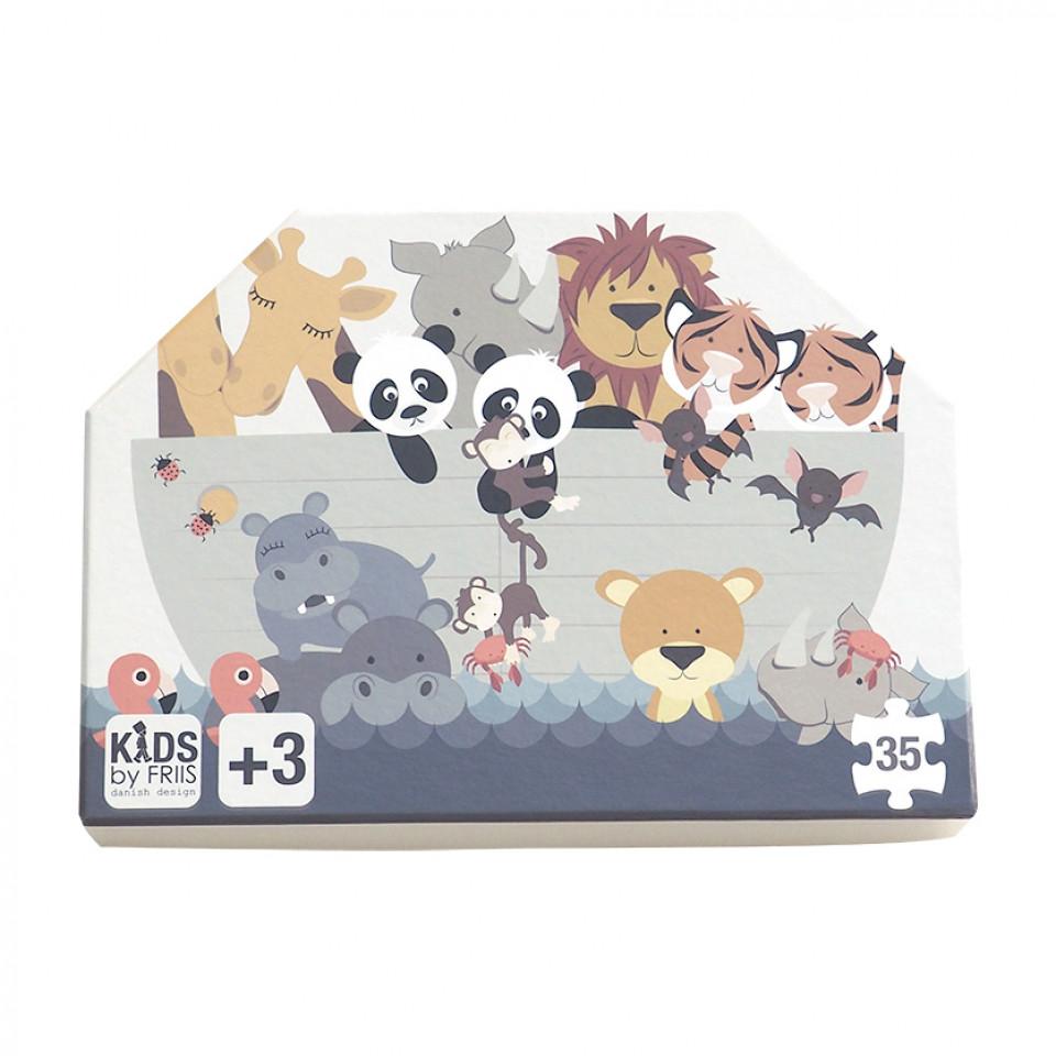 Puzzle 35 Teile - Arche Noah