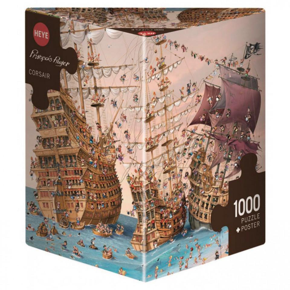 Puzzle Corsair - 1000 Teile