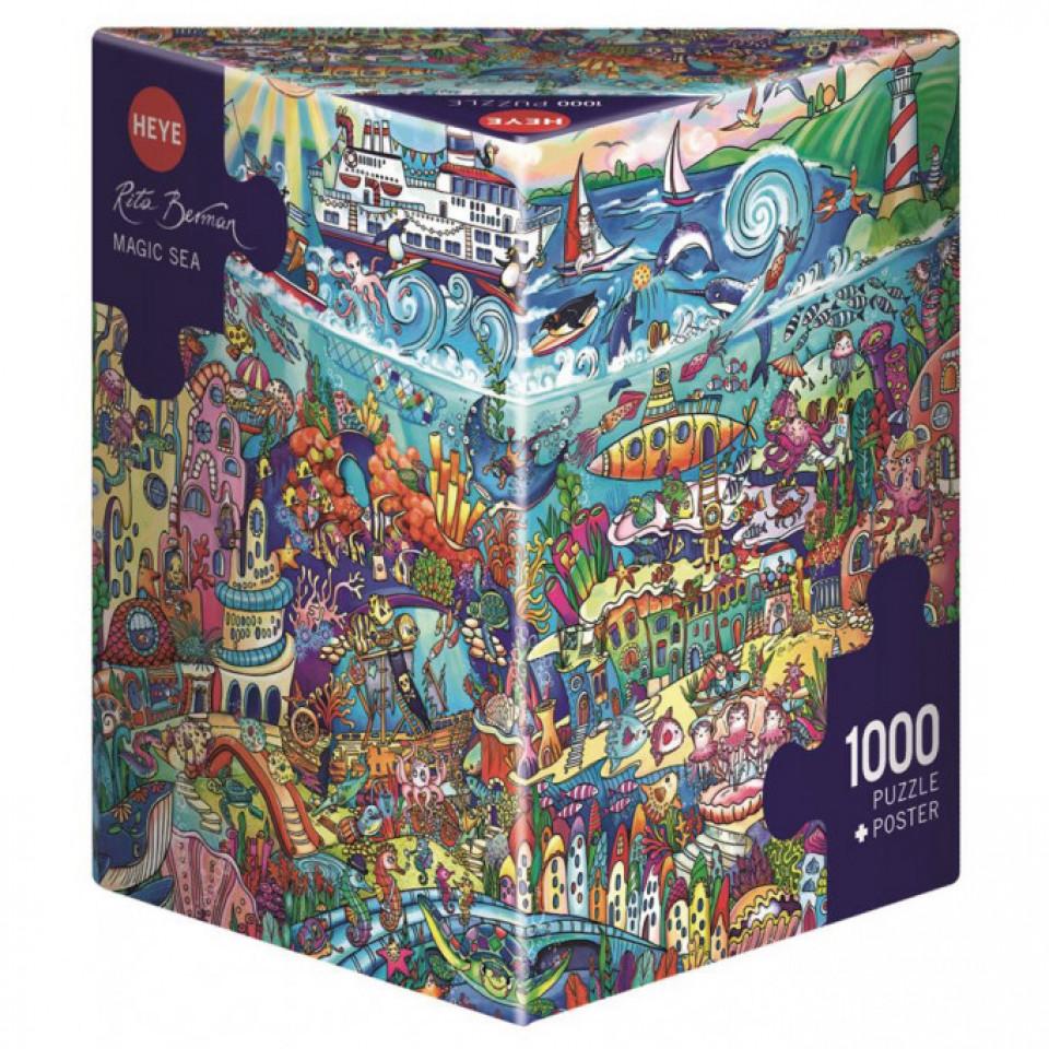 Puzzle Magic Sea - 1000 Teile