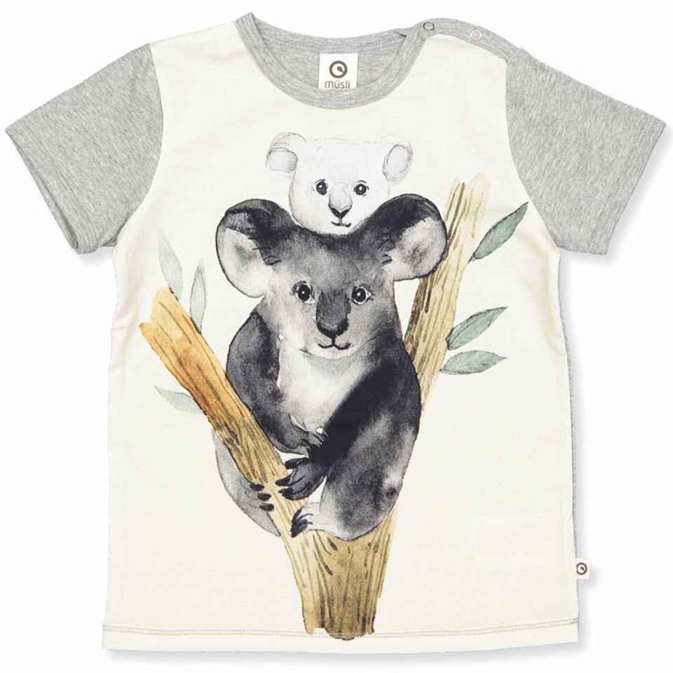Bio T-Shirt Spicy Koala