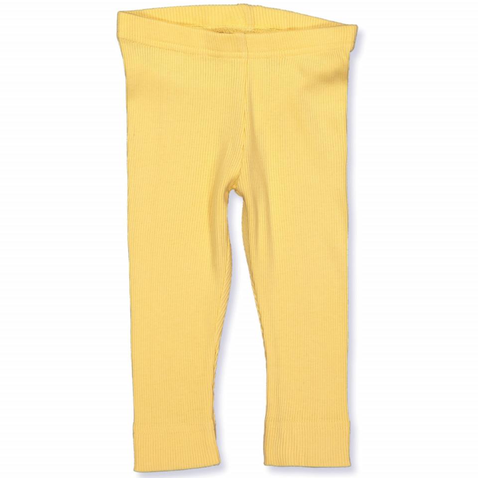 Leggings in Gelb