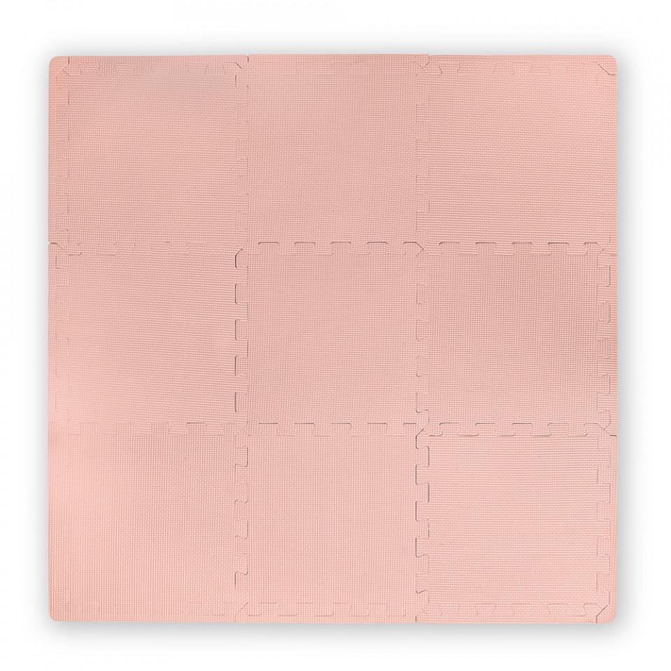 Rosa Schaum Spielboden