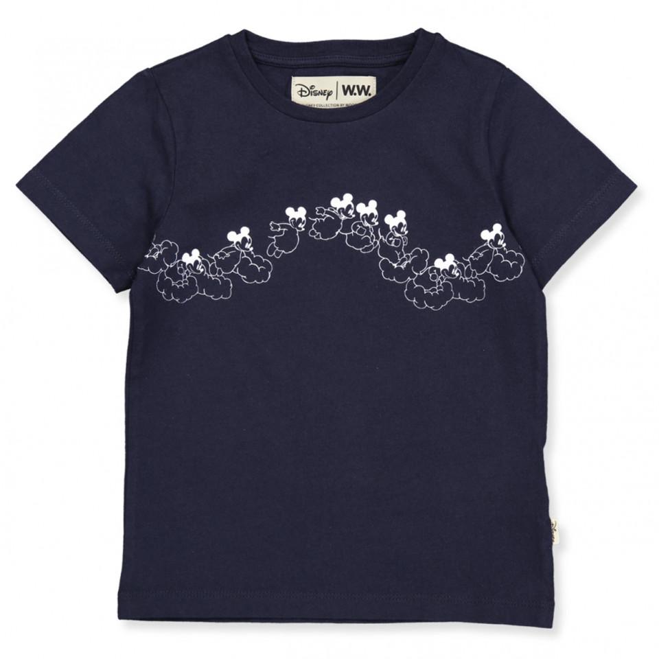 T-Shirt Ola - Wood Wood x Disney