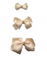 Offwhite Haarspange classic Bow