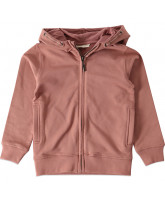 Rosa Zip-Sweat