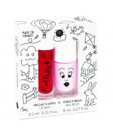 Kids Cottage - Lip Gloss und Nagellack für kinder