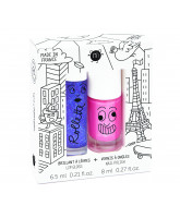 Lovely City - Lip Gloss und Nagellack für kinder
