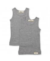2er-Pack Baby Unterhemd