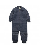 Navy Thermo Overall