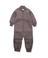 Lila Thermo Overall