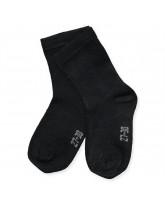 Schwarze Socken aus Bambus