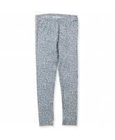 Leo-Leggings in Blau