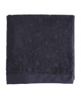 Bio Badehandtuch in Navy