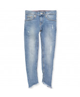 Cropped Skinny Jeans Nora