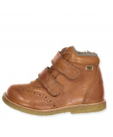 Tex Winterstiefel in Cognac