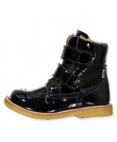 Tex Winterstiefel in Navy
