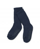 Stopper-Socken in Navy