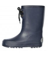 Wintergummistiefel in Navy