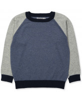 Pullover Flemming mit Wolle