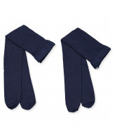 2er-Pack Strumpfhose in Navy