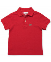 Polo T-Shirt in Rot
