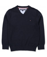 Pullover in Navy - Junge