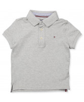 Polo T-Shirt in Grau
