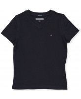 T-Shirt in Navy - Junge