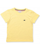 T-Shirt in Gelb