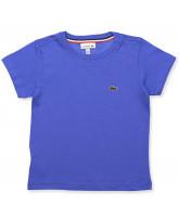 T-Shirt in Blau