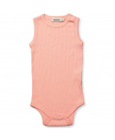 Ripp-Body in Coral Rose