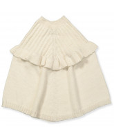Poncho in Creme